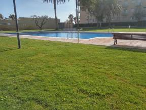 At 50m Of The Beach W/Swimming Pool